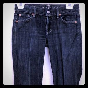 7 for all Mankind Jeans Sz 25